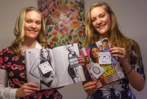 Lindsay & Lexie Kite