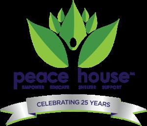 Peace House Utah logo